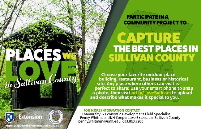Places We Love in Sullivan County Flyer